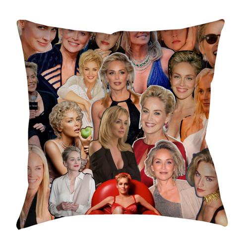 Sharon Stone pillowcase