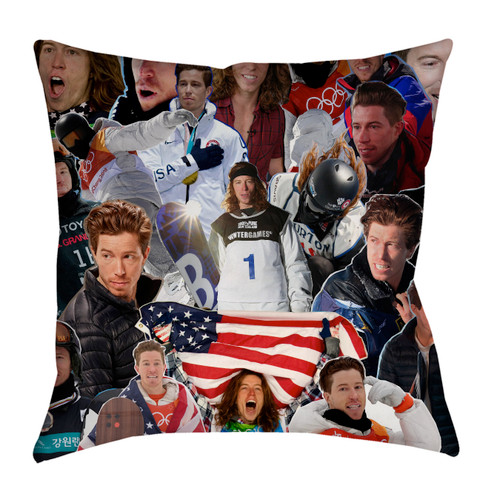 Shaun White pillowcase