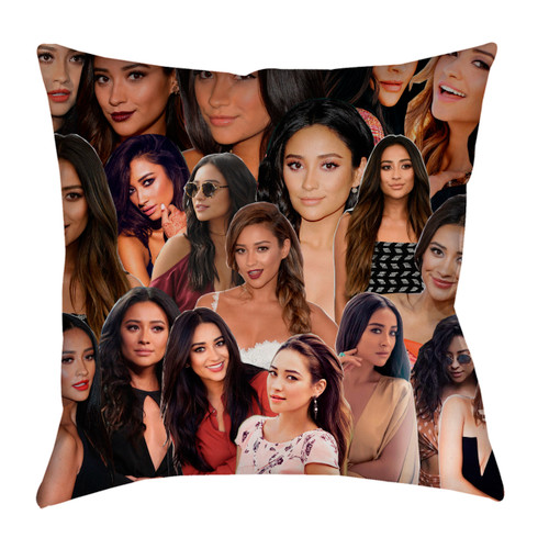 Shay Mitchell pillowcase