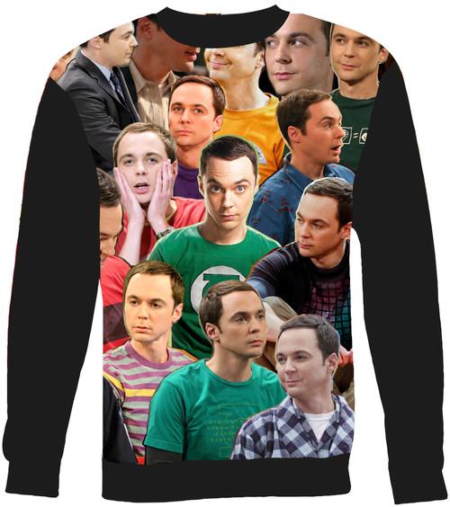 Sheldon Cooper sweatshirt