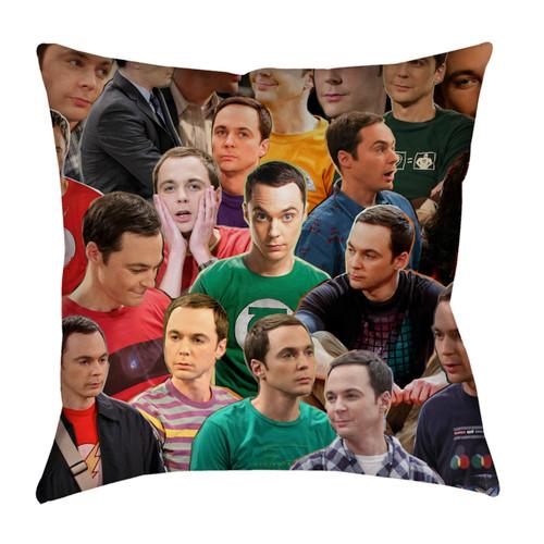 Sheldon Cooper pillowcase