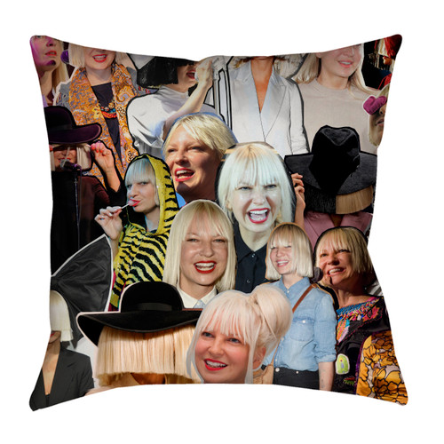 sia pillowcase