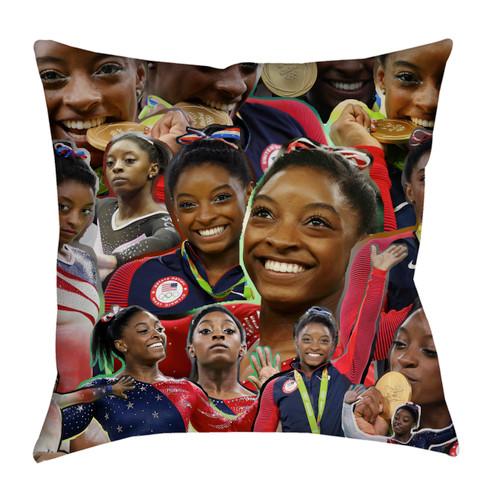 Simone Biles pillowcase