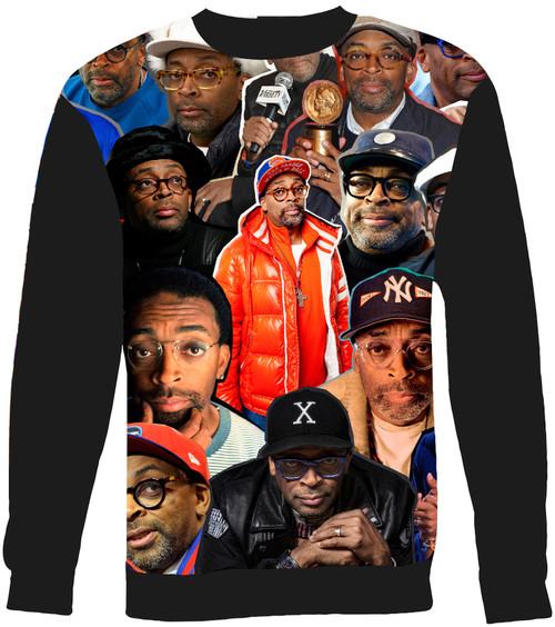 Spike Lee Collage Sweater Sweatshirt