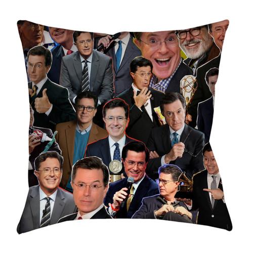 Stephen Colbert pillowcase