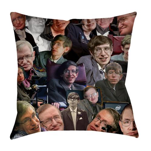 Stephen Hawking pillowcase