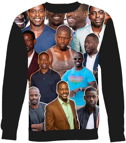 Sterling K. Brown Collage Sweater Sweatshirt