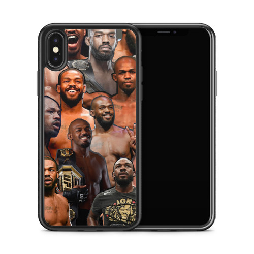 Jon Jones phone case x
