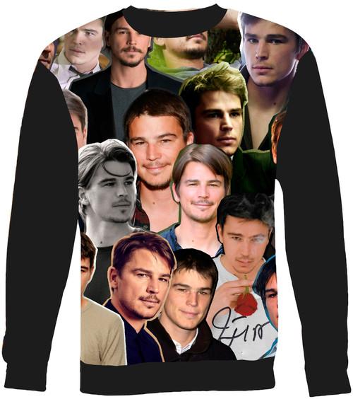 Josh Hartnett Collage Sweater Sweatshirt