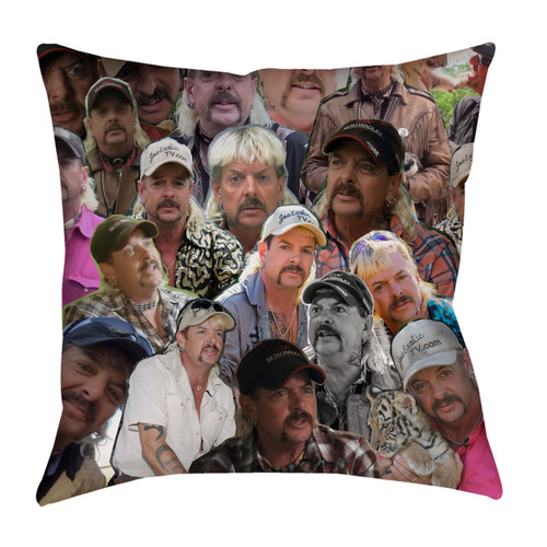 Joe Exotic pillowcase