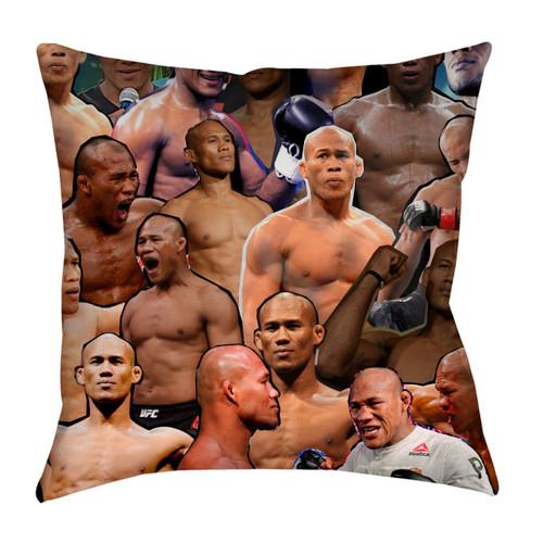 Ronaldo Souza pillowcase