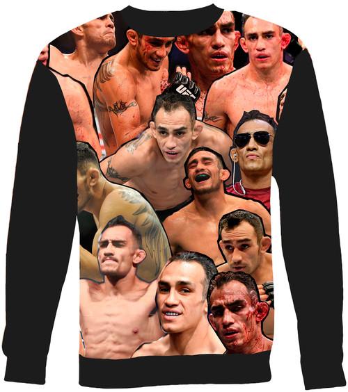 Tony Ferguson Collage Sweater Sweatshirt