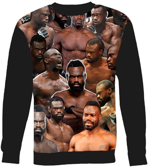 Uriah Hall sweatshirt