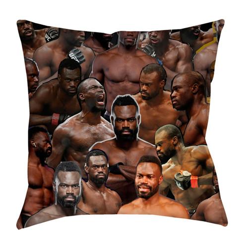 Uriah Hall pillowcase