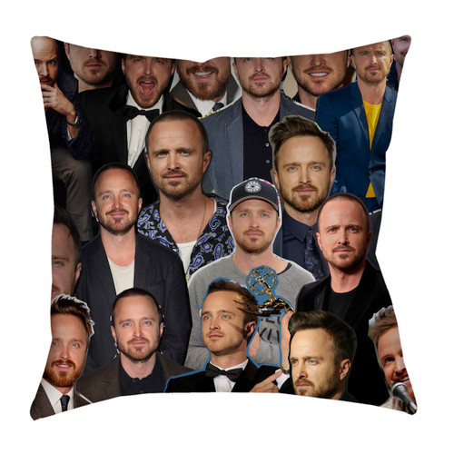 Aaron Paul pillowcase