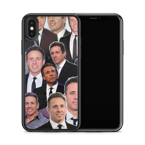 Chris Cuomo phone case x