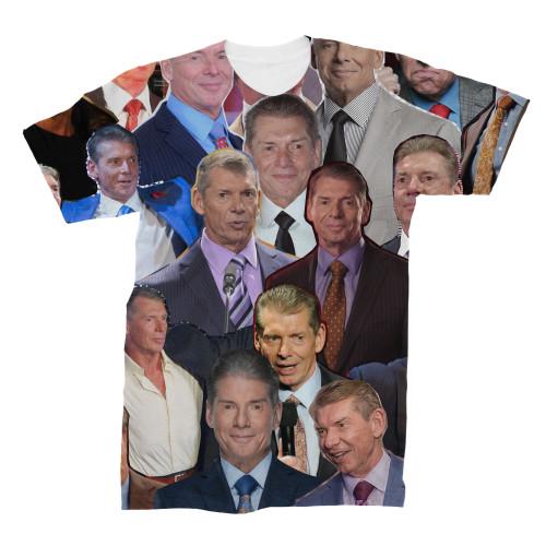 Vince McMahon tshirt
