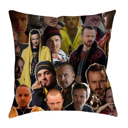 Jesse Pinkman Photo Collage Pillowcase