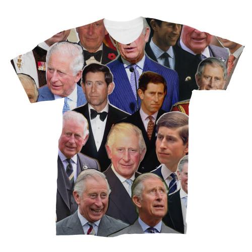 Prince Charles tshirt