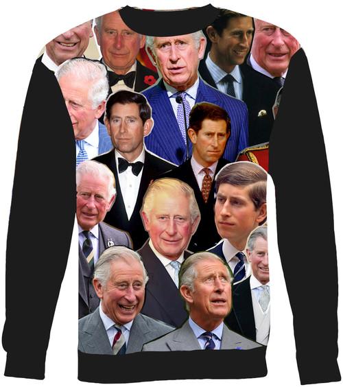 Prince Charles sweatshirt