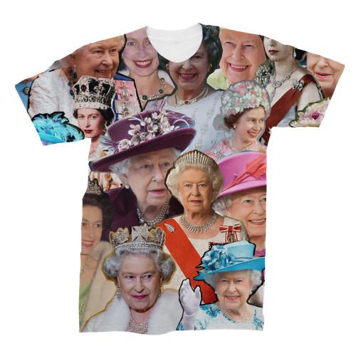 Queen Elizabeth II tshirt