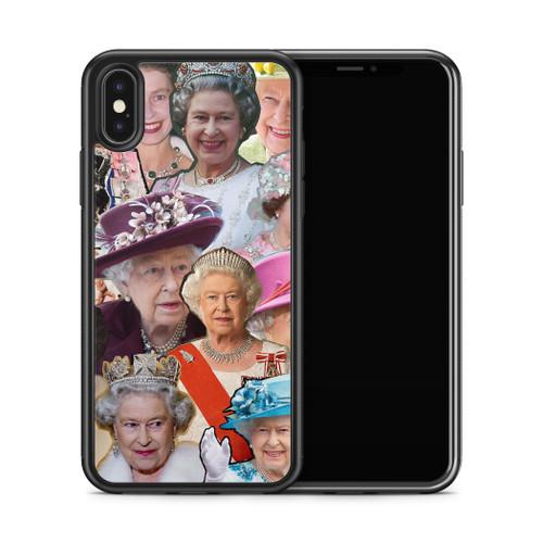 Queen Elizabeth II phone case x