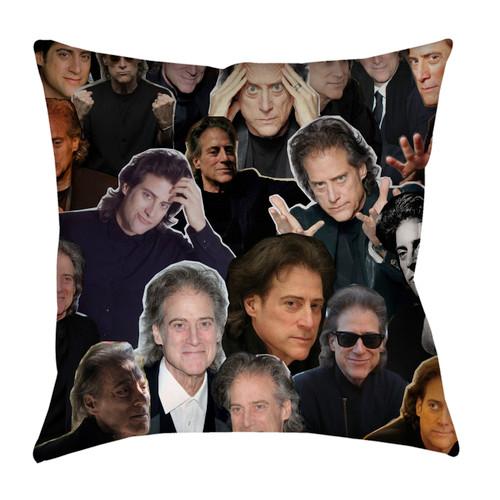 Richard Lewis Photo Collage Pillowcase