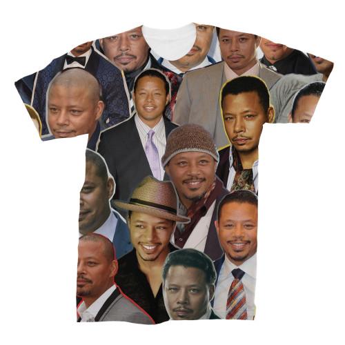 Terrence Howard tshirt