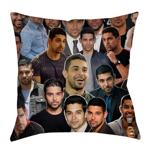 Wilmer Valderrama pillowcase