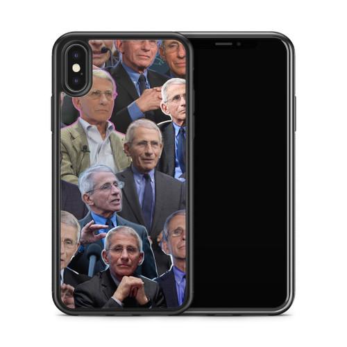 Anthony Fauci phone case x