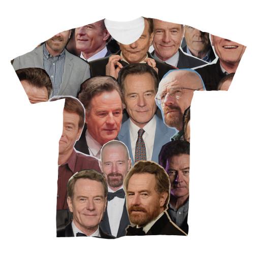 Bryan Cranston tshirt