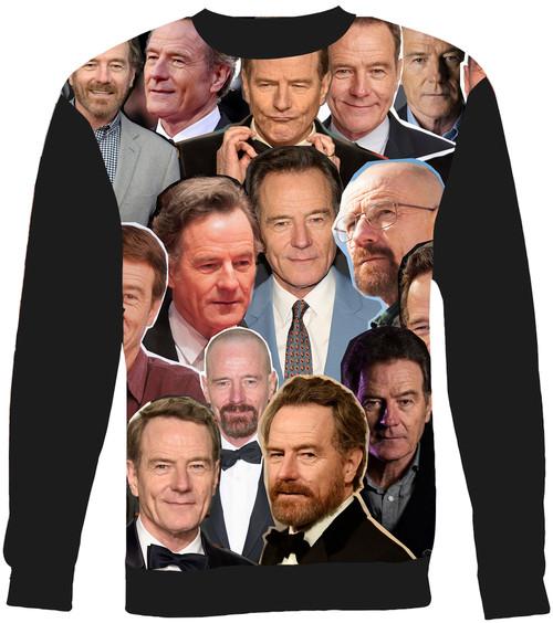Bryan Cranston sweatshirt