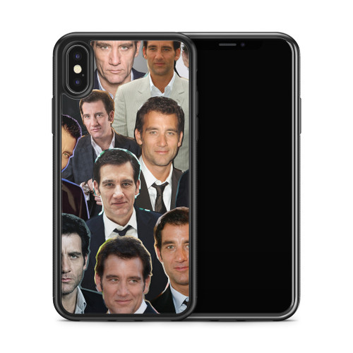 Clive Owen phone case x