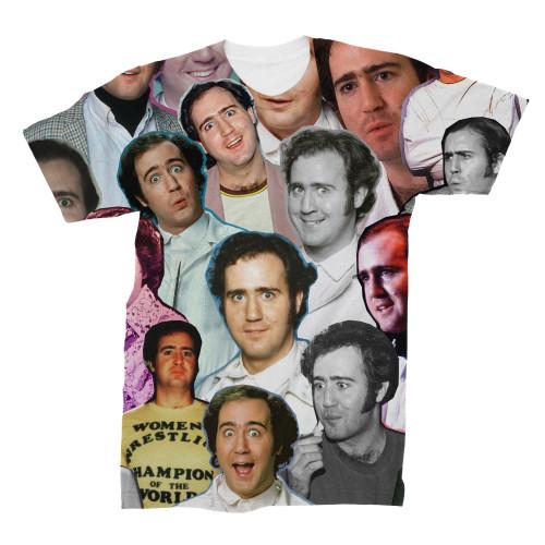 Andy Kaufman tshirt