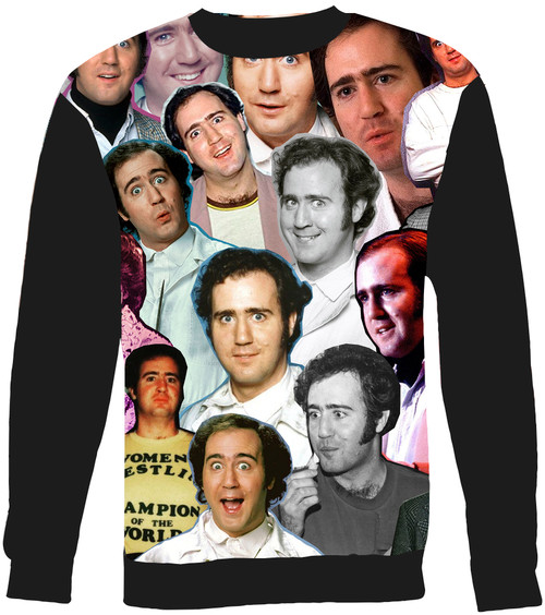 Andy Kaufman sweatshirt