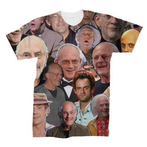 Christopher Lloyd tshirt