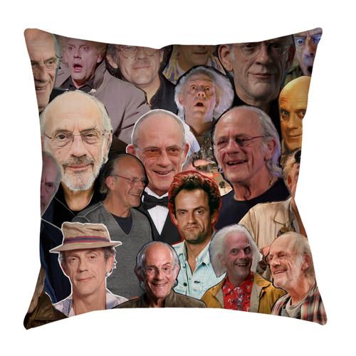 Christopher Lloyd pillowcase