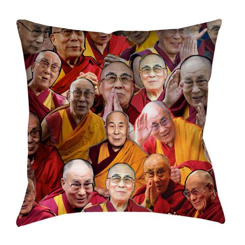 Dalai Lama pillowcase