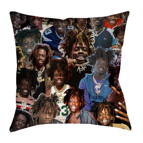 9lokkNine Collage Pillowcase
