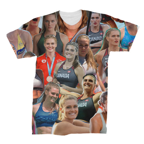 Alysha Newman t-shirt