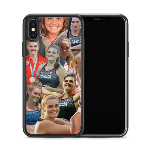 Alysha Newman phone case X