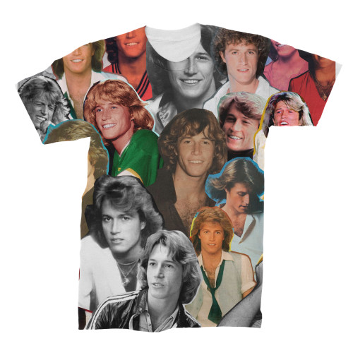 Andy Gibb t-shirt