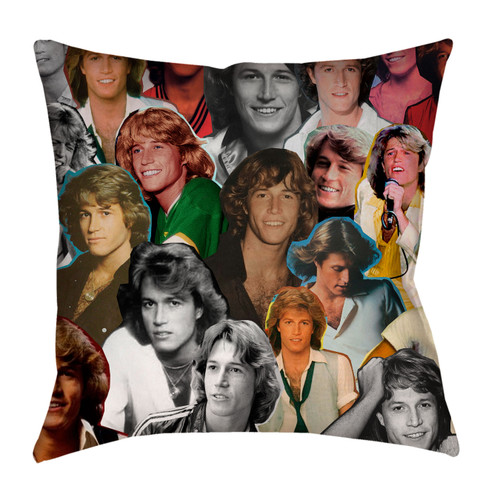 Andy Gibb pillowcase