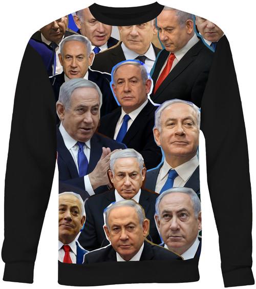Benjamin Netanyahu sweatshirt