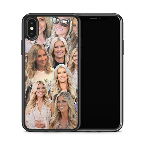 Christina Anstead phone case X