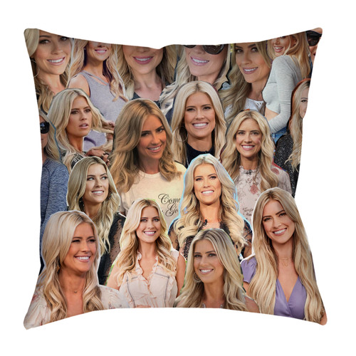 Christina Anstead pillowcase