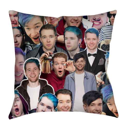 DanTDM  pillowcase