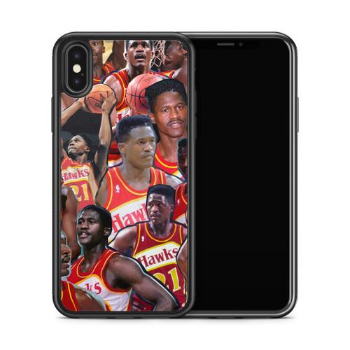 Dominique Wilkins phone case X