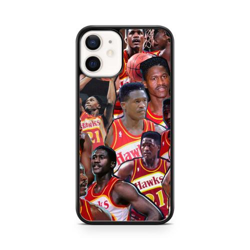 Dominique Wilkins phone case 12