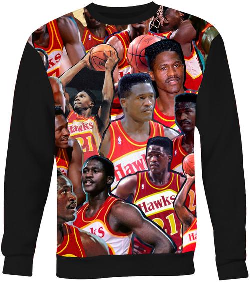 Dominique Wilkins sweatshirt